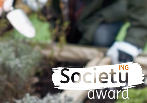 Co-Labs gagne un prix lors du ING Society Awards